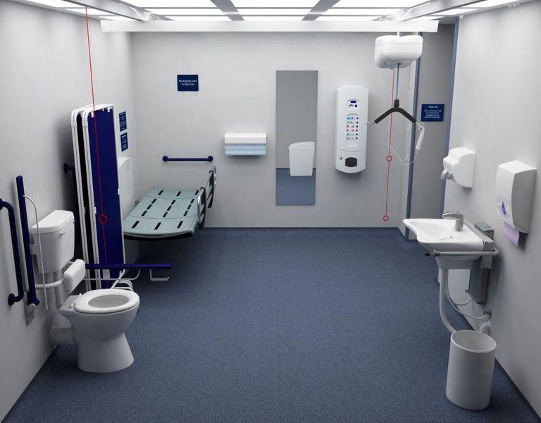Das Projekt Toiletten Fr Alle Der Stiftung Leben Pur
